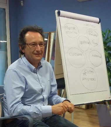 Luis Junyent - Instructor de Mindfulness
