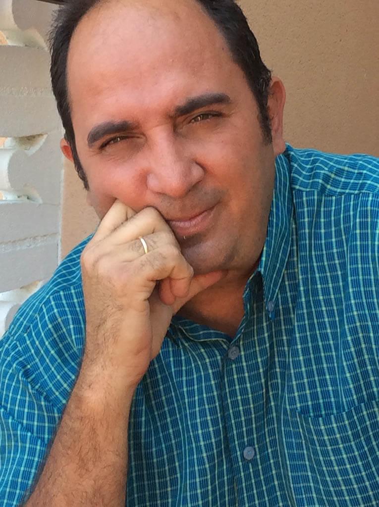 Francisco Javier Saborido Gómez - Instructor de Mindfulness
