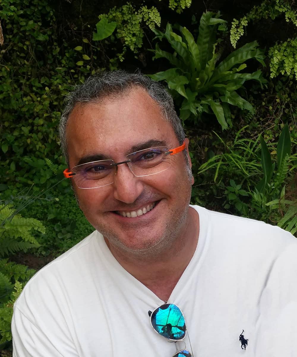 David García Hermosilla - Instructor de Mindfulness