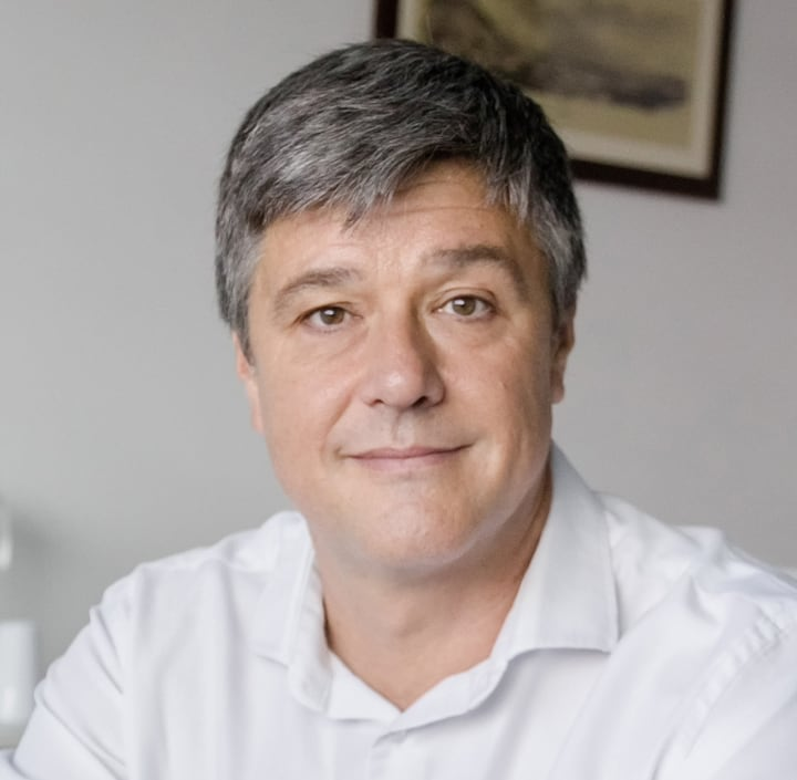 Luis Francisco Navío Serrano - Instructor de Mindfulness