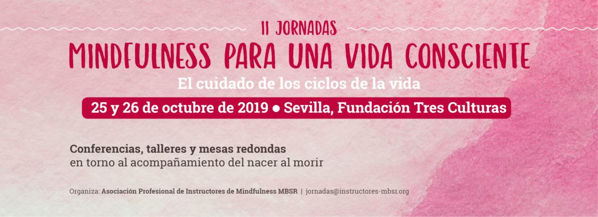 II Jornadas Mindfulness para una vida consciente (Sevilla)