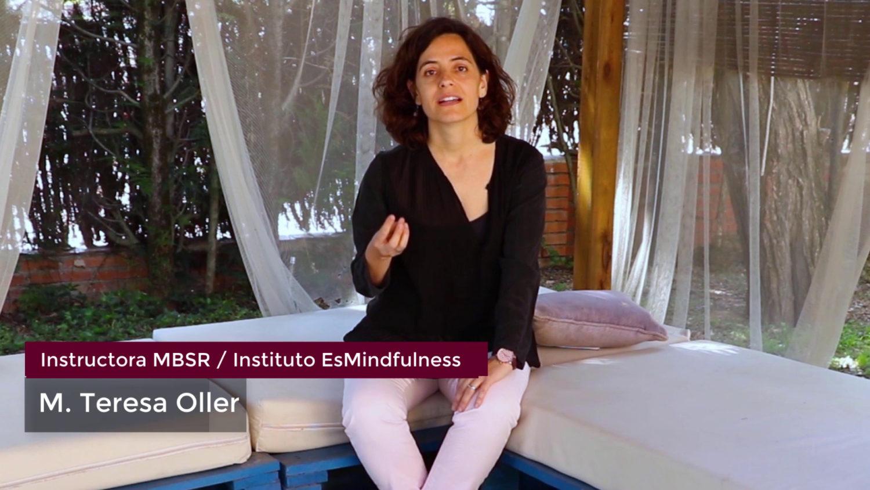 Presentación del primer bloque de las II Jornadas Mindfulness para una vida consciente