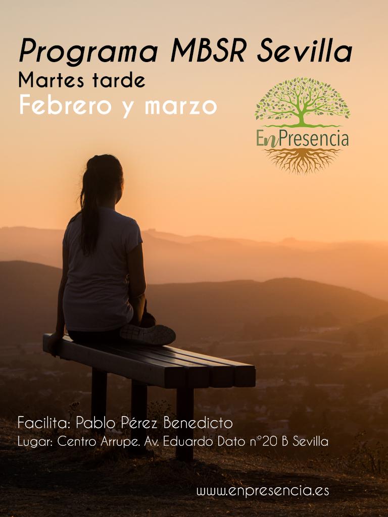 Programa MBSR Sevilla (Martes)