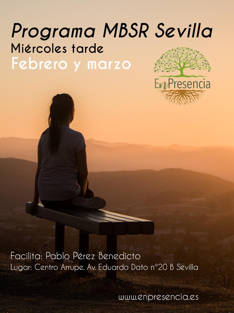 Programa MBSR Sevilla (Miércoles)